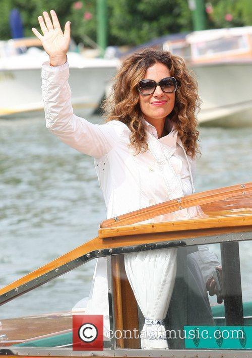 Roberta Armani The 68th Venice Film Festival -...