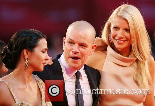 Matt Damon and Gwyneth Paltrow 3
