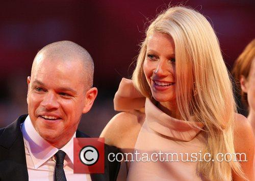 Matt Damon and Gwyneth Paltrow 2