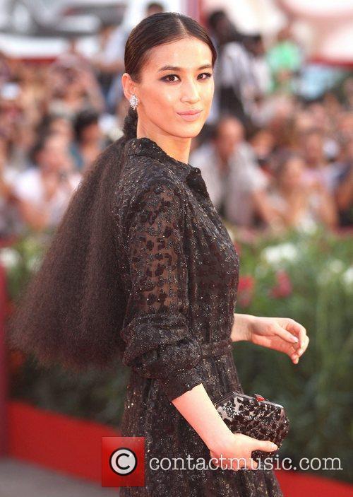 Shengyi Huang The 68th Venice Film Festival -...