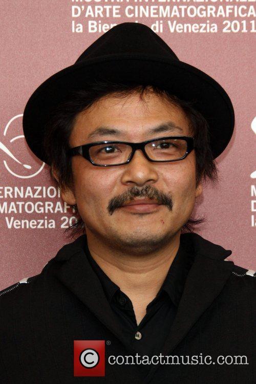 Director Sion Sono  The 68th Venice Film...