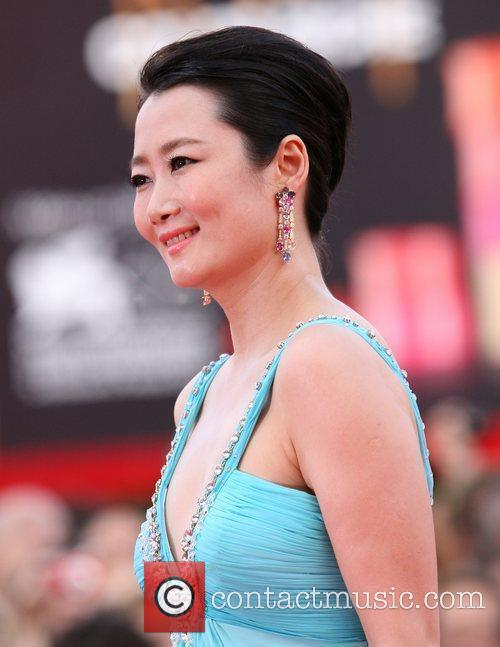 Tao Zhao 68th Venice Film Festival - Day...