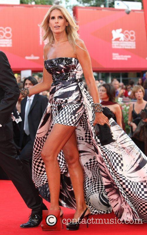Tiziana Rocca 68th Venice Film Festival - Day...