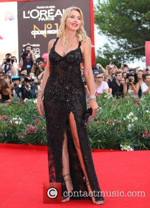 Valeria Marini 68th Venice Film Festival - Day...