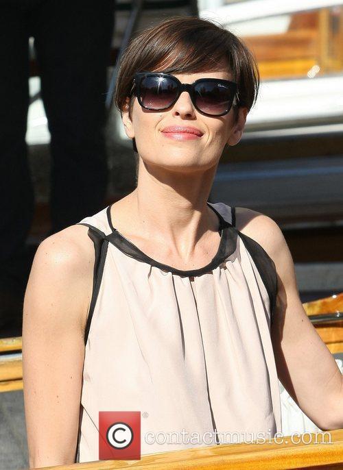Claudia Pandolfi The 68th Venice Film Festival -...