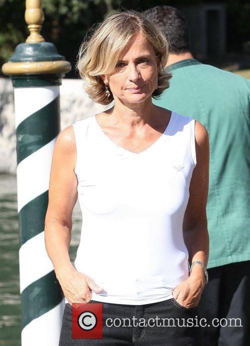 Cristina Comencini The 68th Venice Film Festival -...