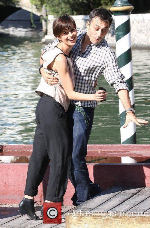 Claudia Pandolfi and Filippo Timi The 68th Venice...