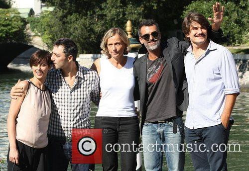 Claudia Pandolfi, Filippo Timi, Cristina Comencini, Thomas Trabacchi...
