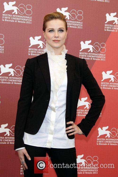 Evan Rachel Wood 68th Venice Film Festival -...