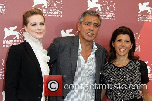 Evan Rachel Wood, George Clooney and Marisa Tomei...