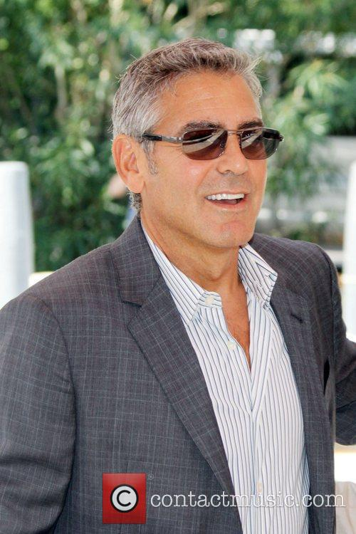 George Clooney  68th Venice Film Festival -...