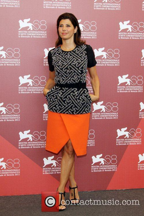 Marisa Tomei 68th Venice Film Festival - Day...