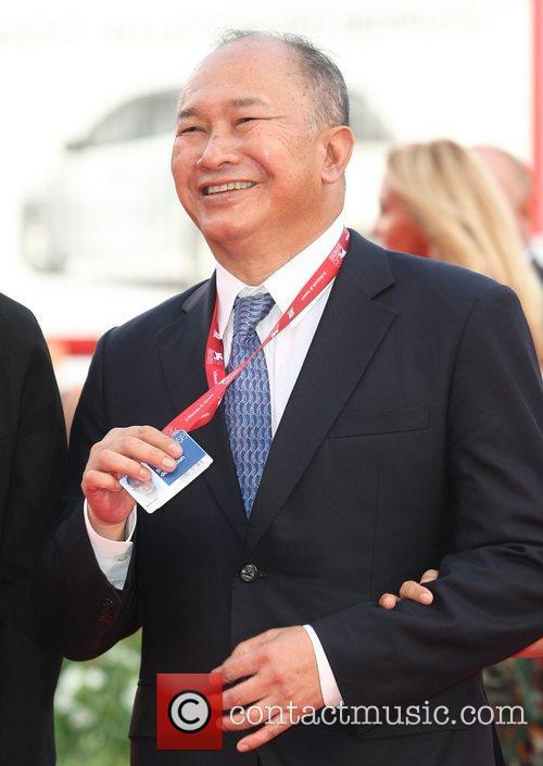 John Woo 68th Venice Film Festival - Day...