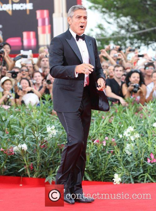 George Clooney 68th Venice Film Festival - Day...