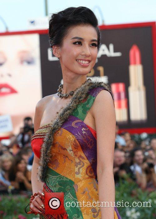 Bingbing Li 68th Venice Film Festival - Day...