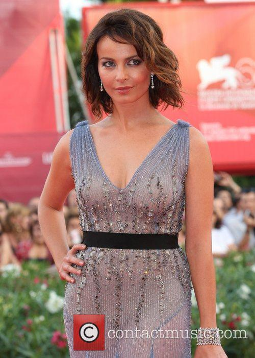 Violante Placido 68th Venice Film Festival - Day...