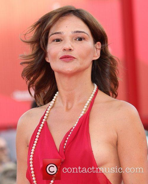 Chiara Caselli 68th Venice Film Festival - Day...