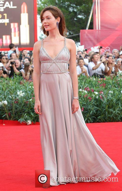Cristiana Capotondi 68th Venice Film Festival - Day...