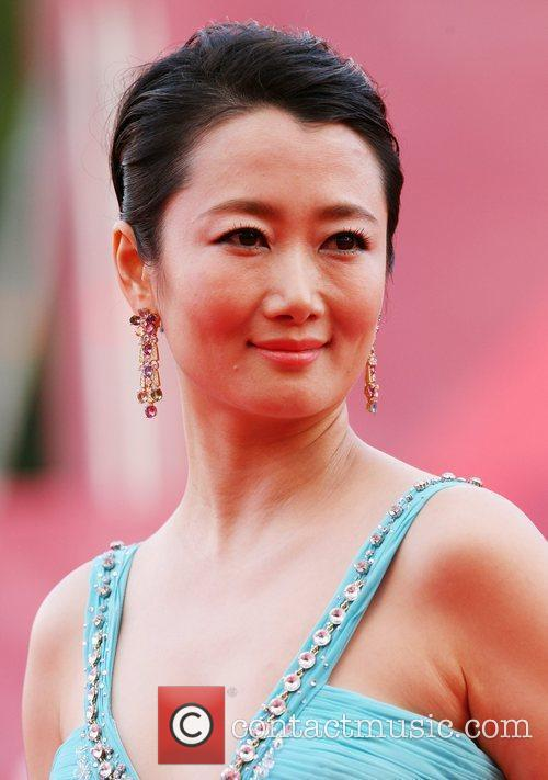 Zhao Tao 68th Venice Film Festival - Day...