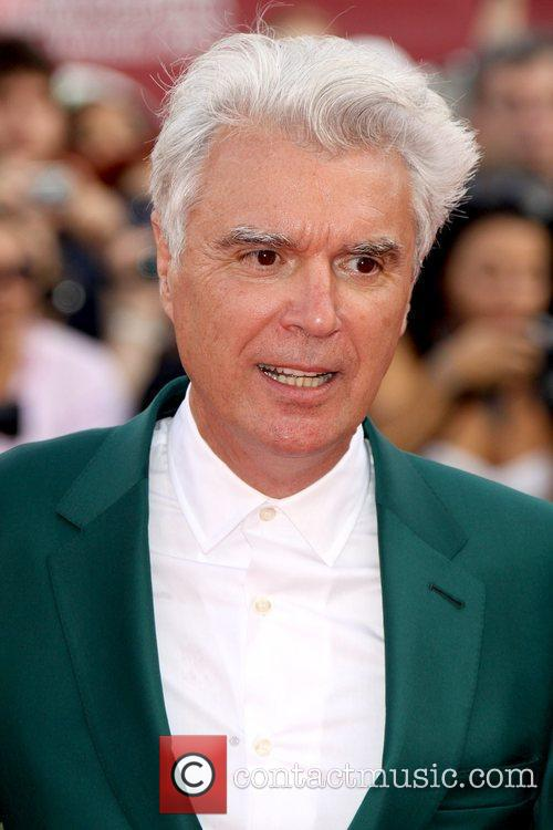 David Byrne 68th Venice Film Festival - Day...