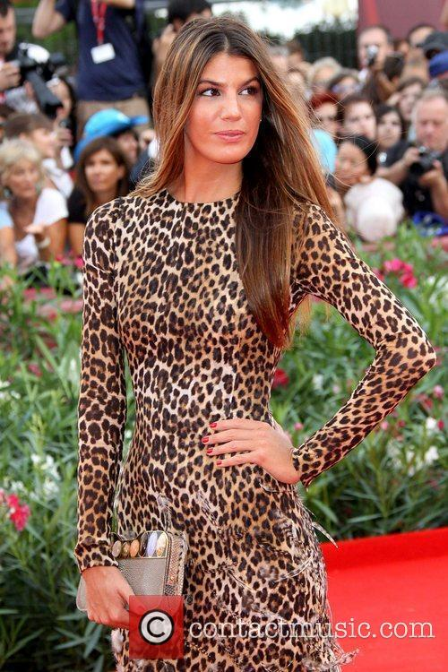 Model Bianca Brandolini 68th Venice Film Festival -...