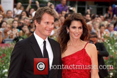 Rande Gerber and Cindy Crawford 68th Venice Film...