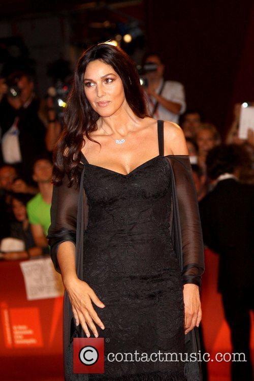 Monica Bellucci, Venice Film Festival
