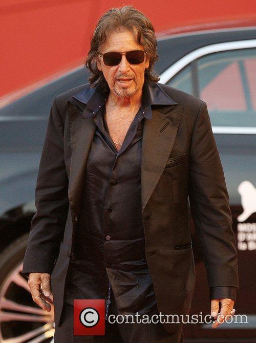Al Pacino, Venice Film Festival