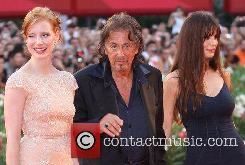 The 68th Venice Film Festival - Day 5...