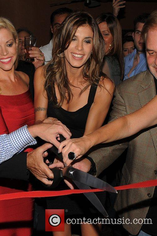 Elisabetta Canalis  The Grand Opening of Vic...