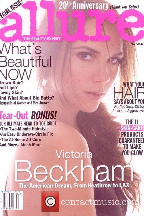Victoria Beckham is featured on the March 2011...
