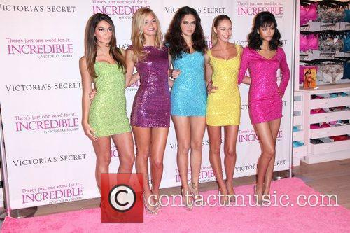 Victoria's Secret Angels announce the new 'Incredible by...