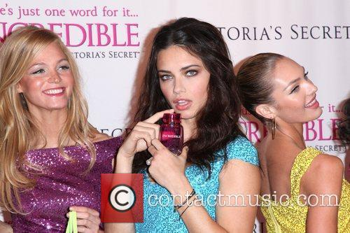 Erin Heatherton, Adriana Lima, Candice Swanepoel Victoria's Secret...