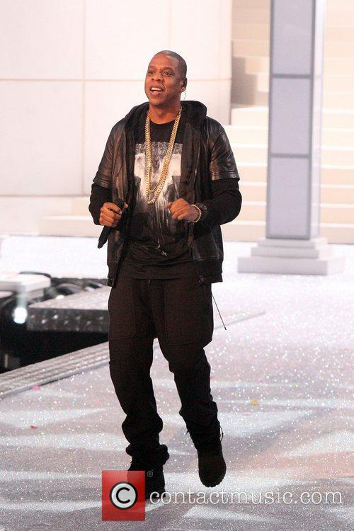 Jay-Z 2011 Victoria's Secret Fashion Show at the...