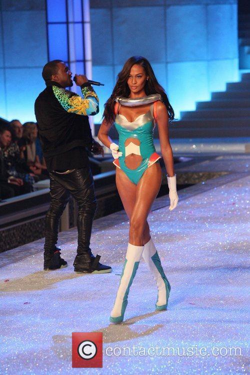 Kanye West and Victoria's Secret 6
