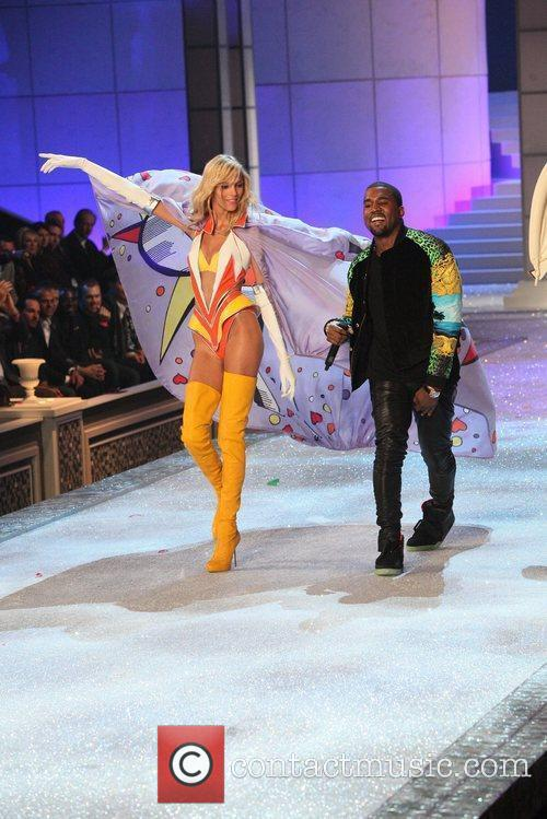 Kanye West and Victoria's Secret 5