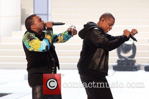 Kanye West, Jay Z, Victoria's Secret