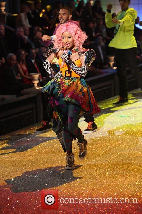 Nicki Minaj and Victoria's Secret 12