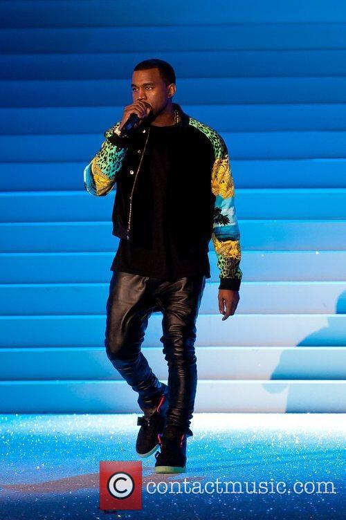 Kanye West and Victoria's Secret 8