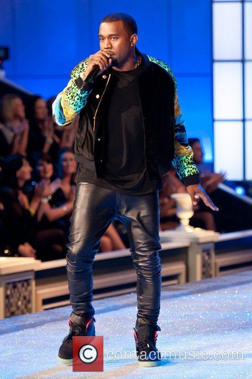 Kanye West and Victoria's Secret 10
