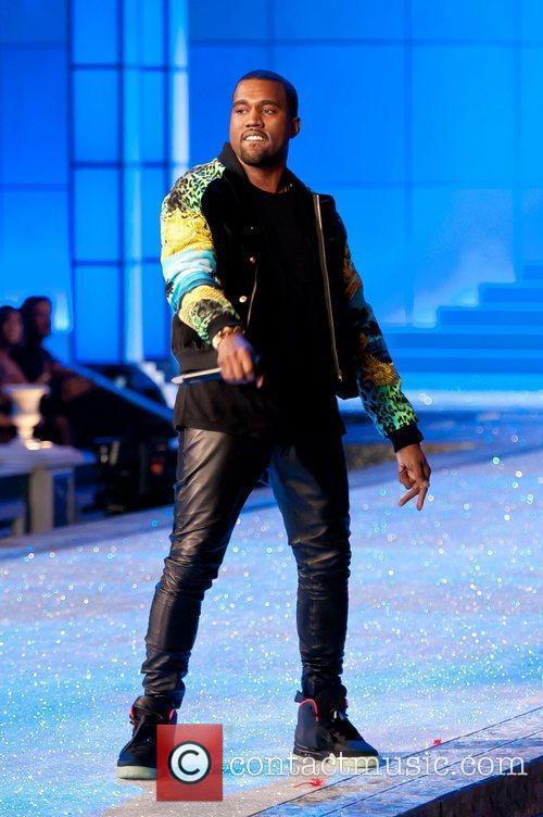 Kanye West and Victoria's Secret 9