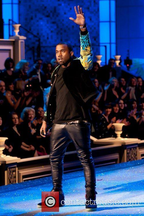 Kanye West and Victoria's Secret 11