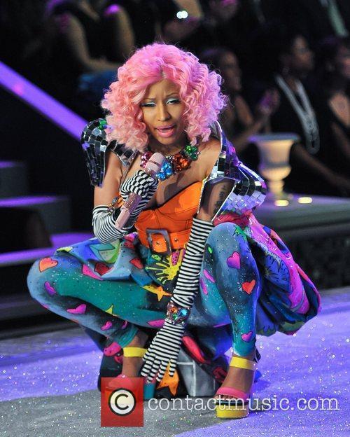 Nicki Minaj and Victoria's Secret 18