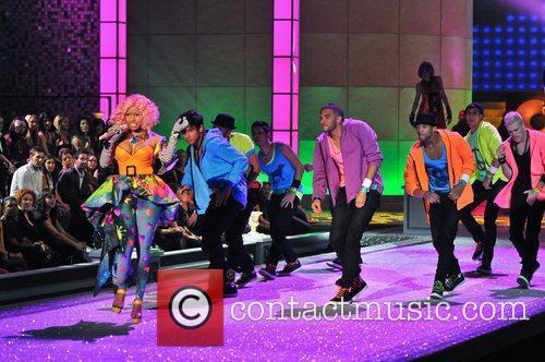 nicki minaj 2011 victorias secret fashion show 3602779