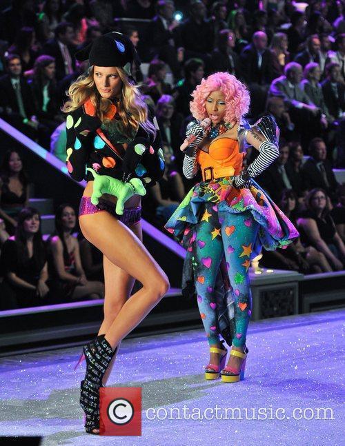 Nicki Minaj and Victoria's Secret 17