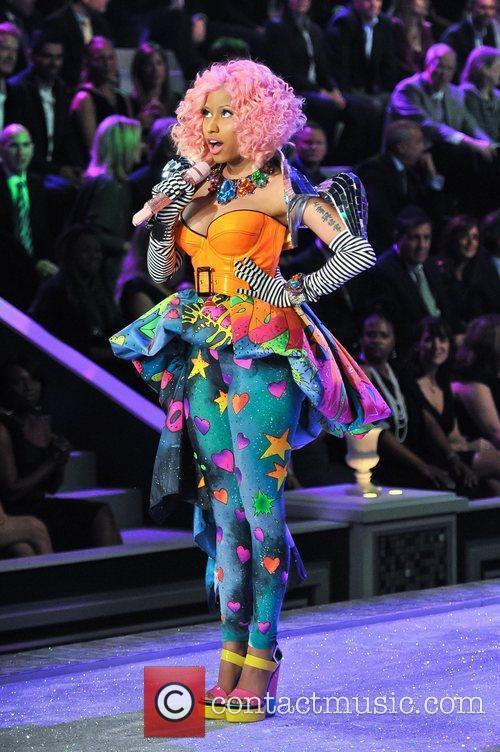 Nicki Minaj and Victoria's Secret 13