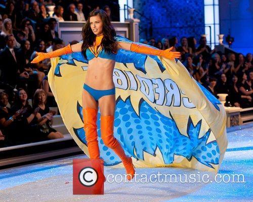 Adriana Lima and Victoria's Secret 3