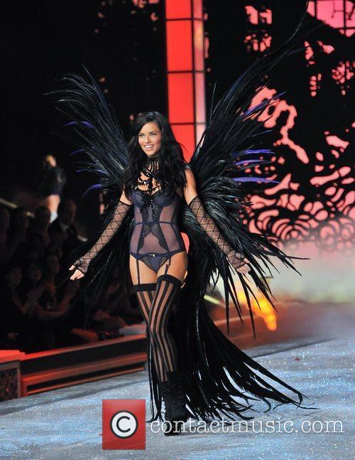 Adriana Lima and Victoria's Secret 5