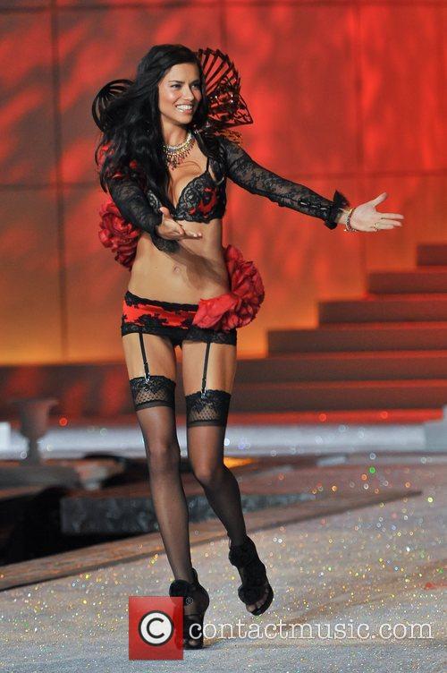 Adriana Lima and Victoria's Secret 9