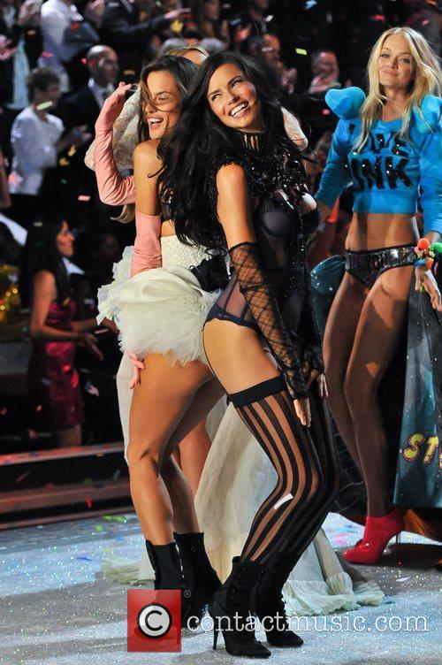 Adriana Lima and Victoria's Secret 1